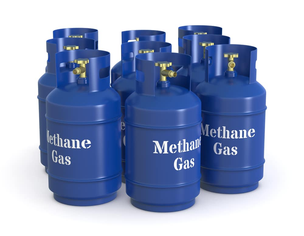 methane gas canisters shutterstock_178490288