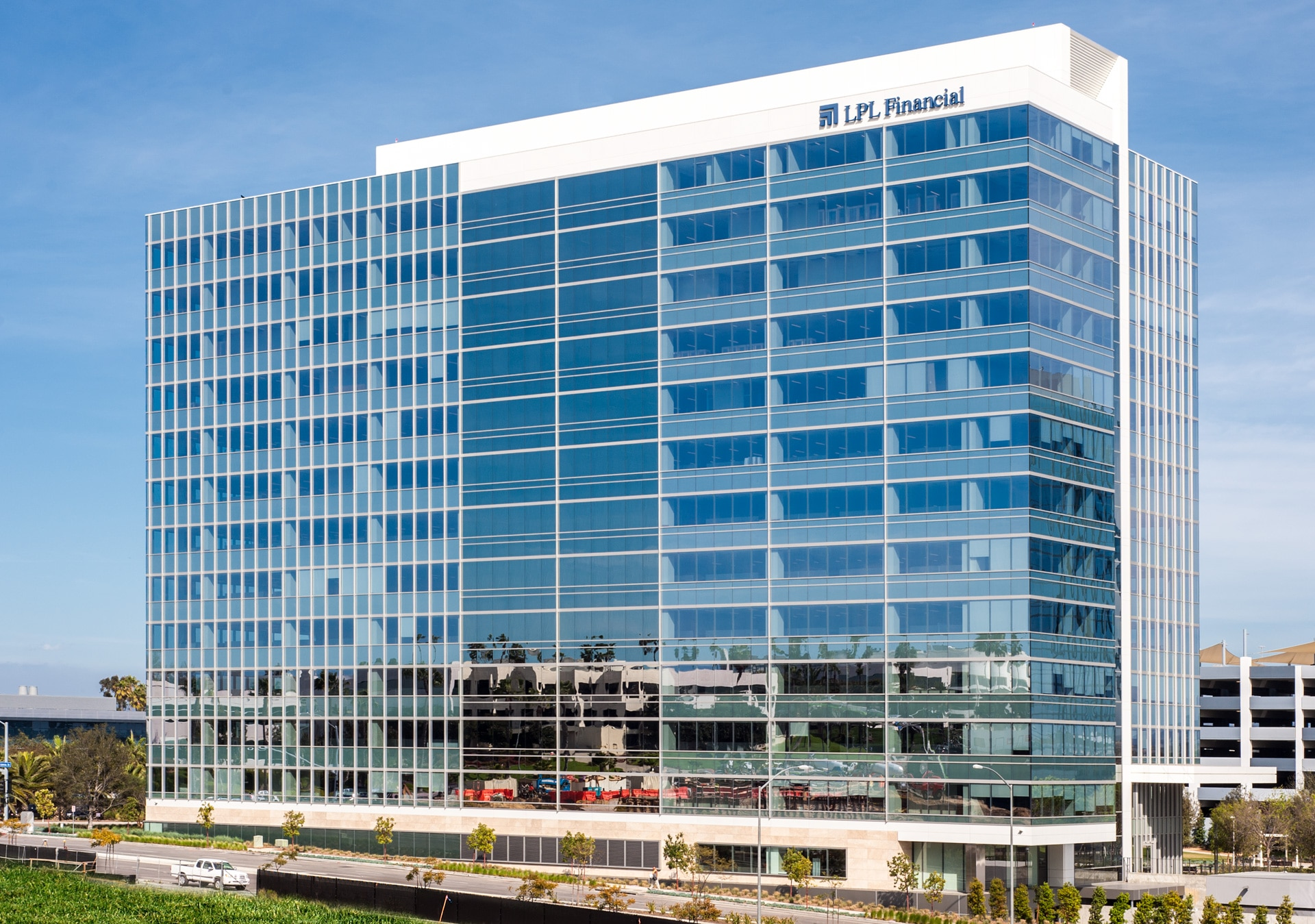 Lpl Financial Opens San Diego Net Zero Energy Office Tower