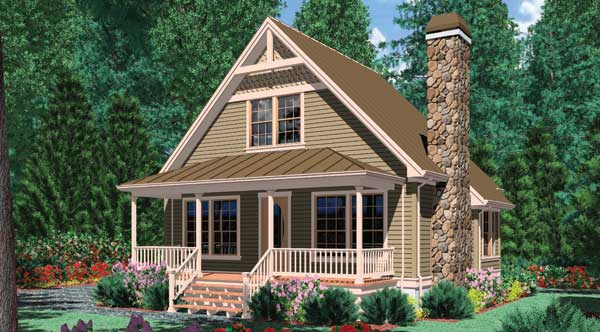 Plan sampler for small houses under 1000 square feet for Homes under 1000 sq ft