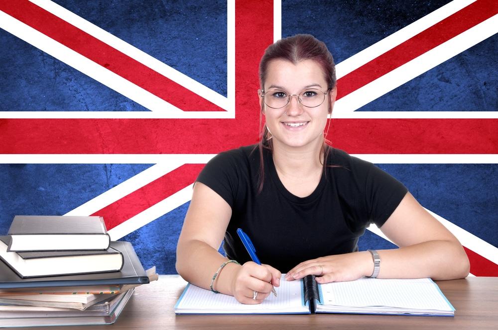 student in UK shutterstock_137898404