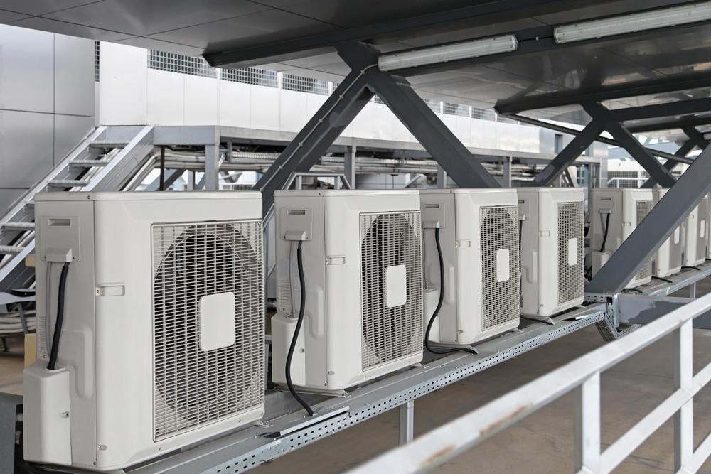 air conditioner condense units