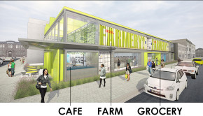 Design of the Farmery
