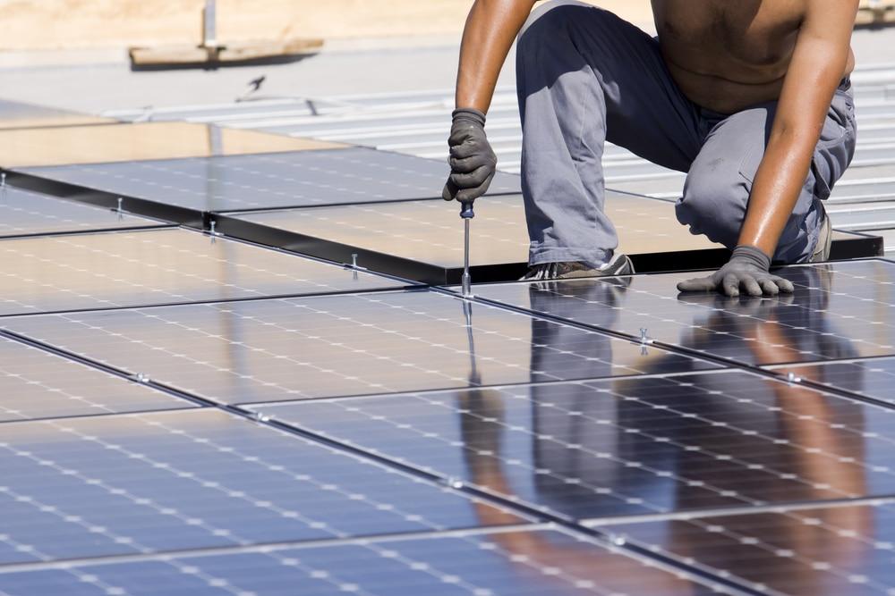 photovoltaic panels shutterstock_161809328