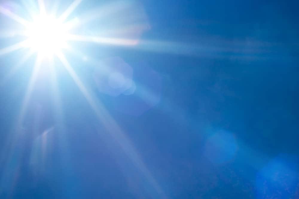 Sunlight by Shutterstock