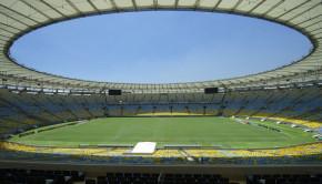 Maracana Stadium, Brazil