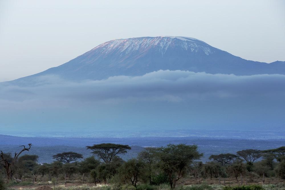Mount Kilimanjaro shutterstock_135103655
