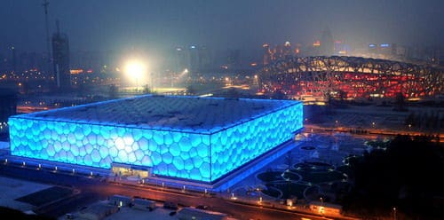 How Green Are The Beijing Olympics Buildings Green