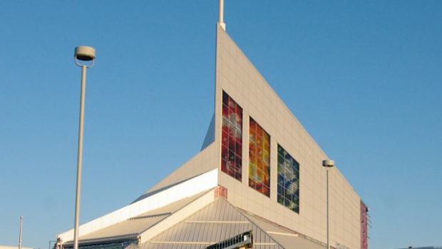 Stained Glass Windows Capture Solar Energy