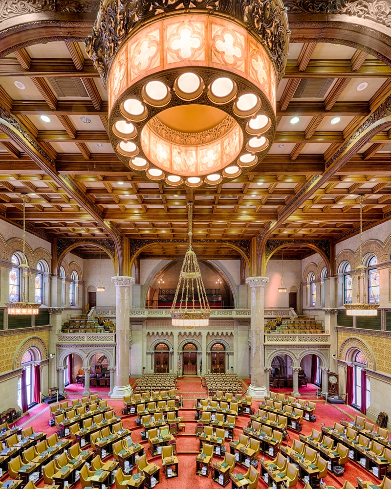 new york state assembly shutterstock_146482238