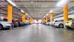 parking garage by shutterstock