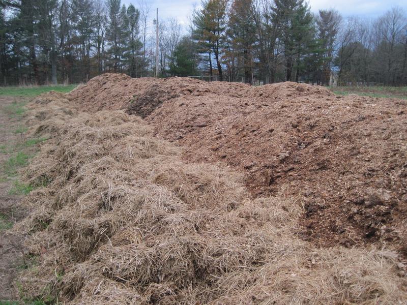 compost UNH UNHpiles