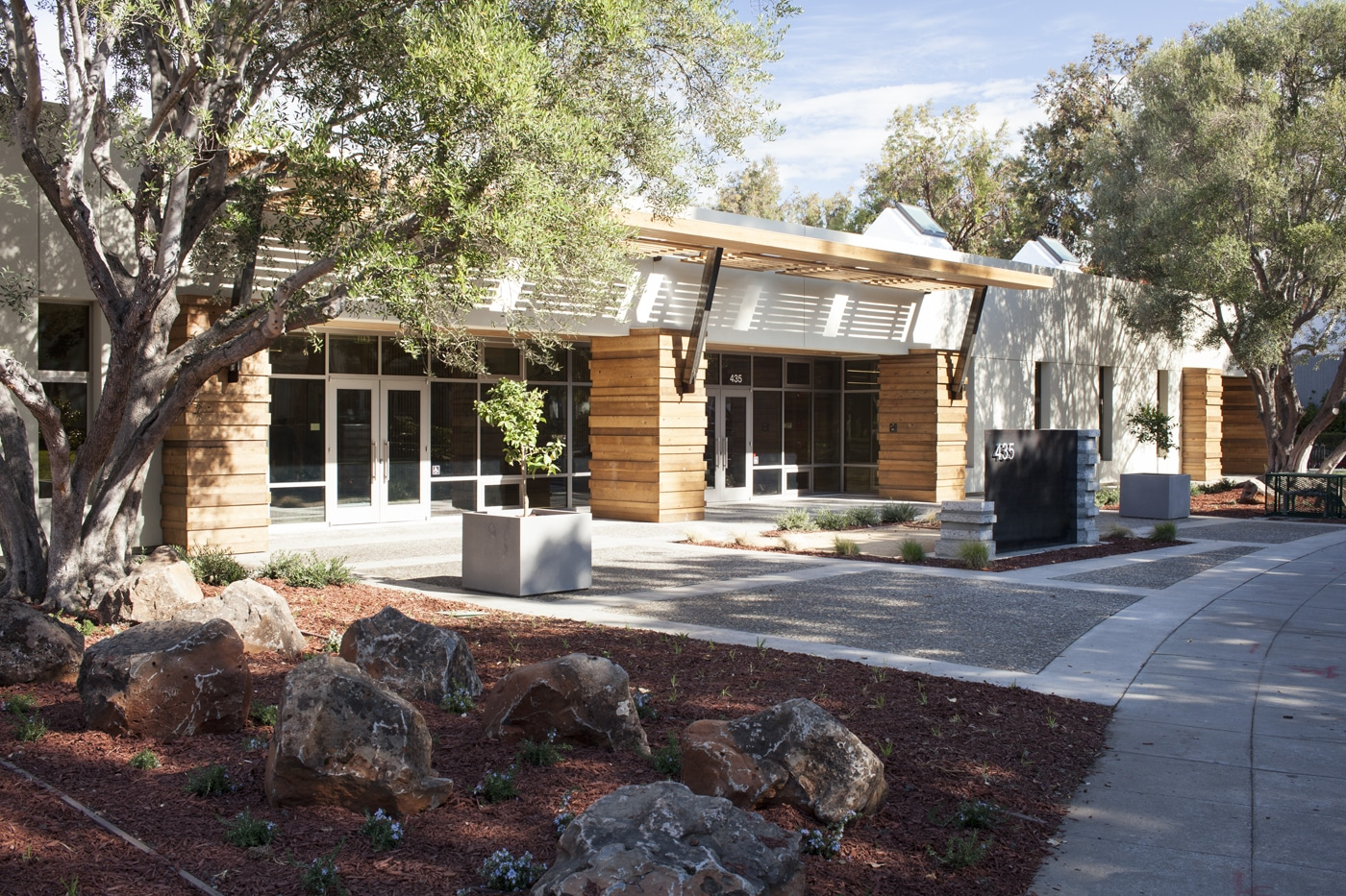 Sustainable Offices Reclaimed 1970s Industrial Building