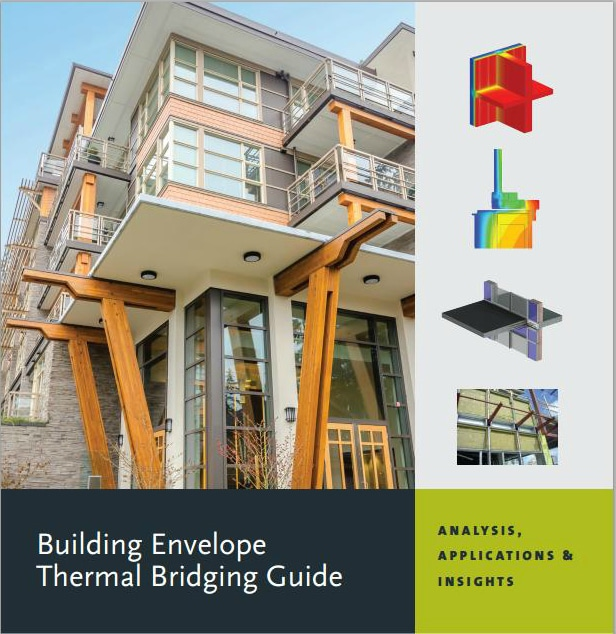 Thermal bridging guide provides energy efficiency solutions for Envelope house