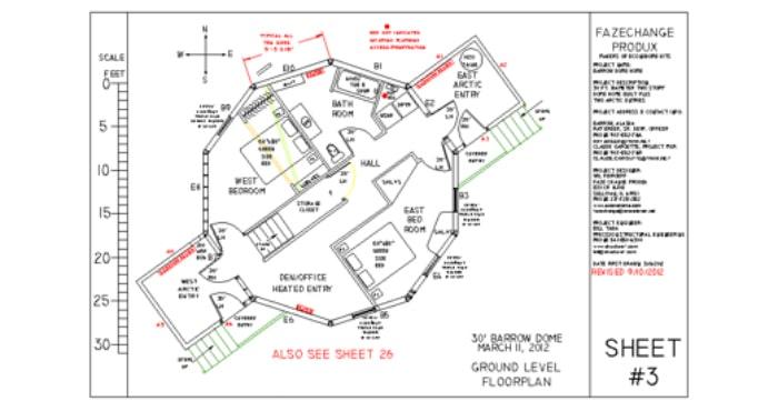 EconOdome floorplan 2