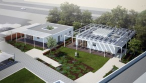 Passive House in Qatar