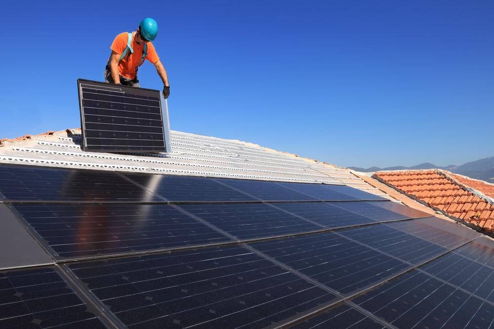 Solar City Offering Financing Programs for Home Solar