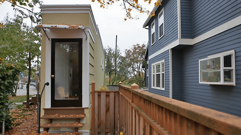 Famous Seattle Spite House Sells For Big Money