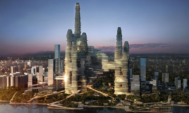 China Embraces Growth With Vertical Cities