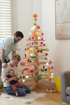 Timbatree, sustainable Christmas Tree
