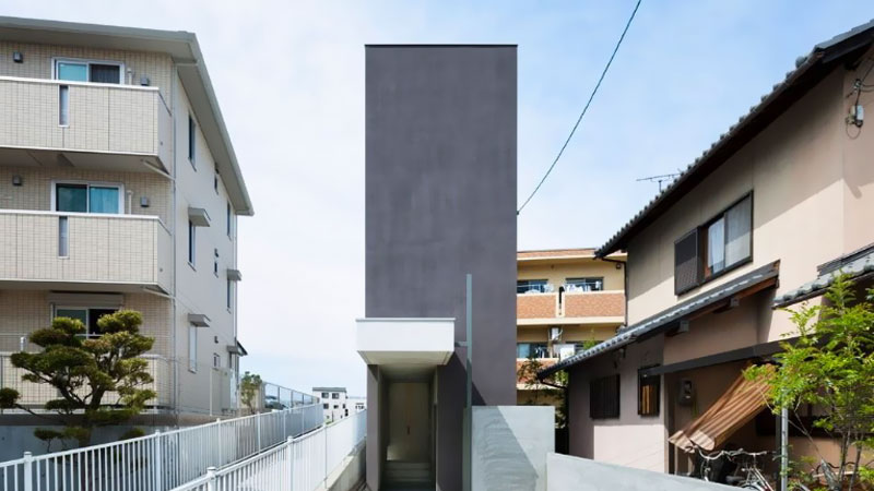 skinny-house