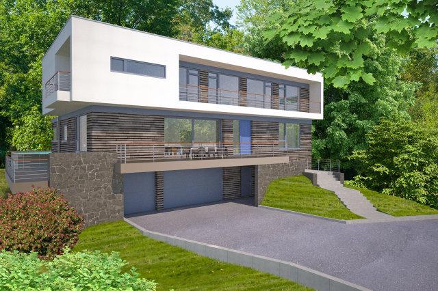 Build Green Homes prefab construction promotes energy efficiency - green building