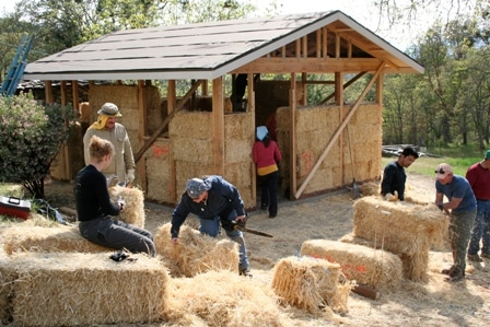 Hay Bales For Building Homes For Sale