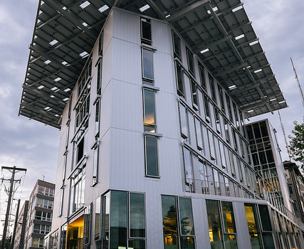 Bullitt Center, Seattle