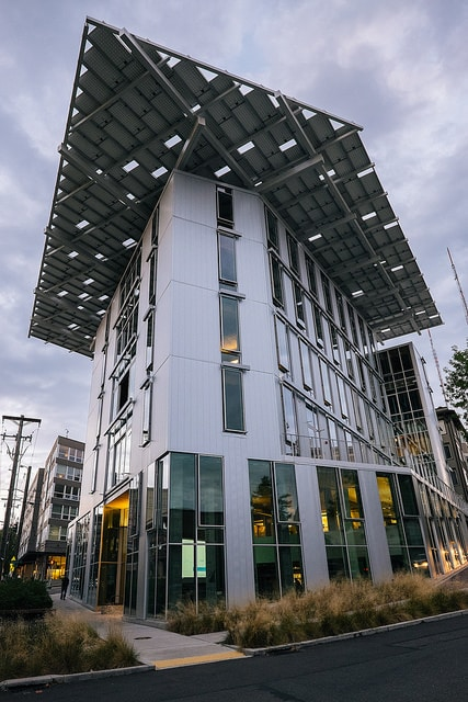 Net Zero Case Study Bullitt Center Energy