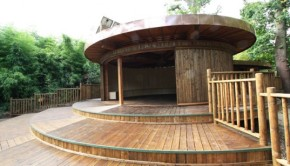 Eco classroom at Benenden School