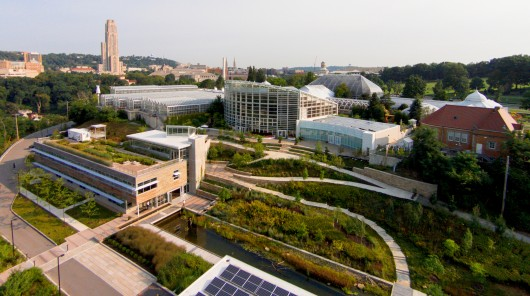 Center for Sustainable Landscapes at Phipps Conservatory in Pittsburgh