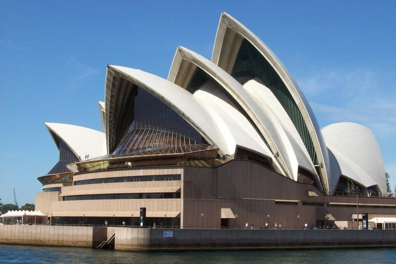The Sydney Opera House captured the spirit and soul of an entire continent and is one of the first buildings designed with sustainability in mind. It was built to last 250 years.