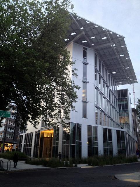 Bullitt Center Earns Living Building Certification