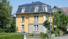 A Swiss couple shows how making an historic home energy efficient can be done.