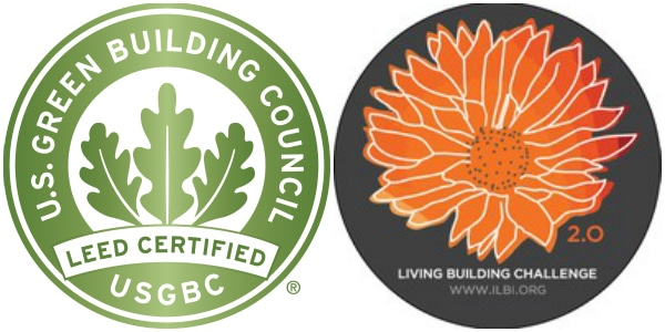 LEED recognizes Living Building Challenge credits