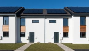 Spacehus prefabricated energy efficient homes.