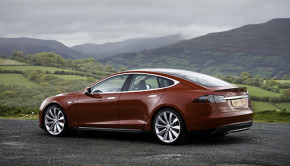 The Messner Foundation is giving away a new Tesla Model S 70D