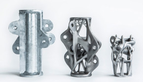 Arup 3D printed construction connectors are lighter, stronger and create less waste.
