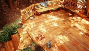 Humboldt Redwood decks are beautiful, strong and sustainable
