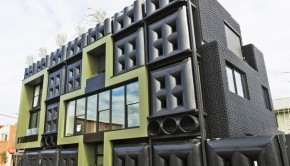 Water Tank House challenges concept of what make a sustainable home