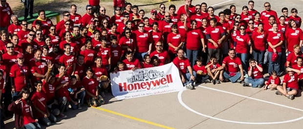 Honeywell Hometown Solutions Green Boot Camp teaches teachers about sustainability.
