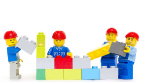 LEGO will invest $150,000,000 to find sustainable materials for its building blocks.