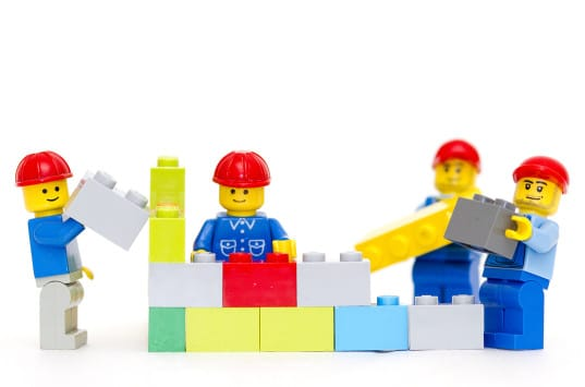 Sustainable Building Blocks For Lego