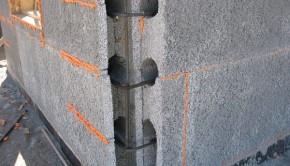 BluBloc insulated concrete forms