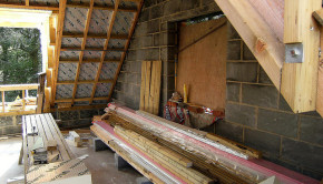 R-value of building insulation