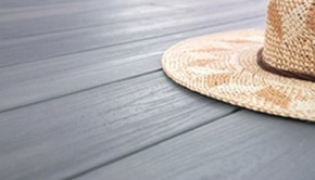 Cali bamboo decking is strong and sustainable,