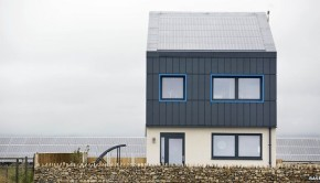 Zero emissions house in England