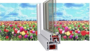 Solar powered windows generate electricity from sunlinght