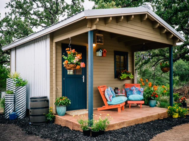 Tiny House Trends Homelessness Sustainability Green Building