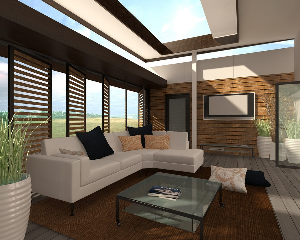 Inside Casa del Sol, Team Orange County's entry into Solar Decathlon 2015
