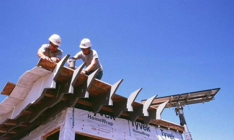 BioSIPs are sustainable construction material